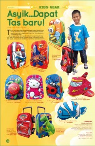 kids gear edisi 23 tabloid mom & Kiddie