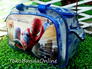 tas transparan spiderman WM 300x227 Tas Travel Transparan