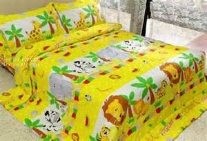 eprei Dan Bedcover jungle friend Ku