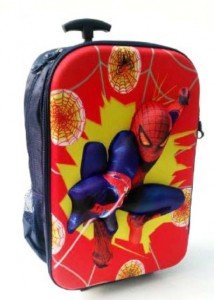tas 3D spiderman