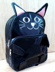 tas ransel  cute bag cat rz