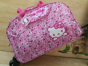 tas travelk HK pink ... 300x225 Travel Bag Tenteng