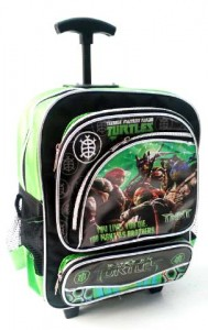 tas trolly ninja turtle