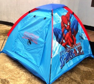 tenda spiderman rz