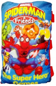 Bantal Buku  - Spiderman and Friends