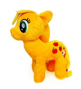 boneka little pony kuning