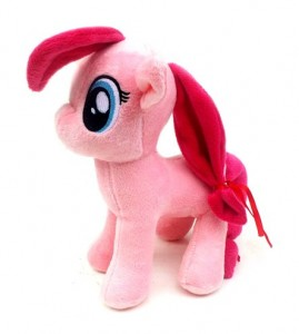 boneka little pony pink