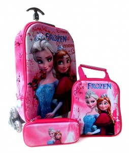 tas trolly roda 6 frozen dream rz