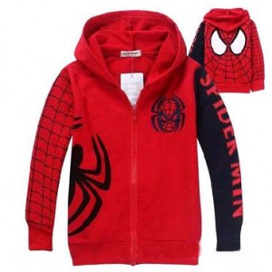 Jaket Spiderman
