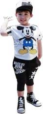 baju mickey set