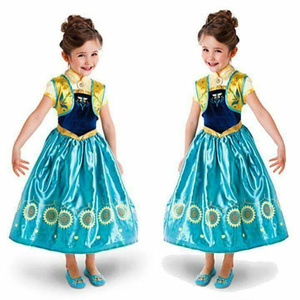 dress anna frozen fever