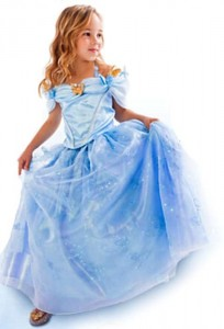 dress cinderella sparkle