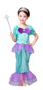 dress mermaid lucu
