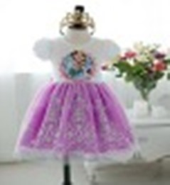 dress ungu Copy Baju Anak lucu