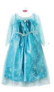 dress frozen elsa