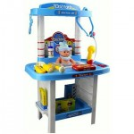 Doctor set table