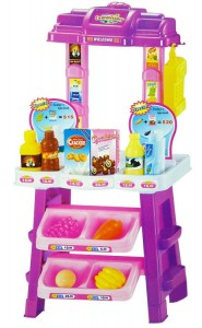 mainan anak mini commisarry set