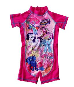 baju renang little pony