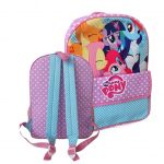 tas ransel pokadot kanvas little-pony-rz