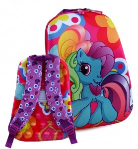 tas ransel semi koper little pony