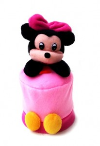tissue bulat minnie mouse