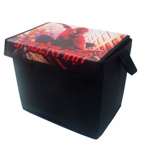 toy box spiderman 2