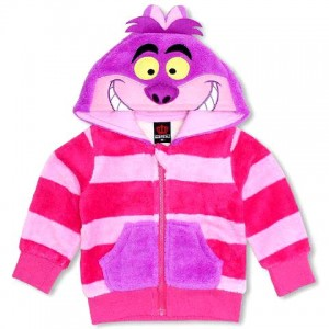 jaket monster pink