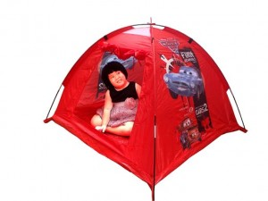 tenda anak cars 1
