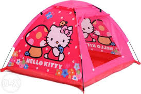 tenda hello kitty