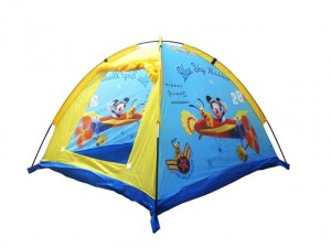 tenda anak  mickey