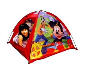 tendaanak  mickey merah