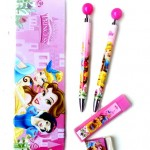 pensil set princess 5 in 1