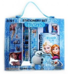 set pensil frozen kotak 2