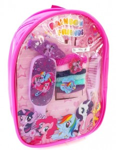 tas asesoris set jepitan little pony
