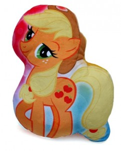bantal little pony apple jack
