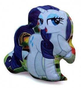 bantal little pony putih