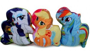 bantal little pony ungu 3