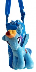 sarung botol little pony biru rz
