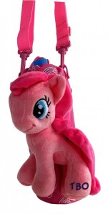 sarung botol little pony pink rz