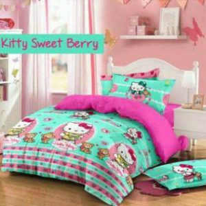 Sprei Anak Hello Kitty