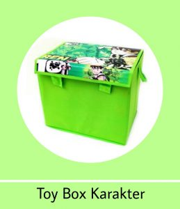 Toy Box Karakter