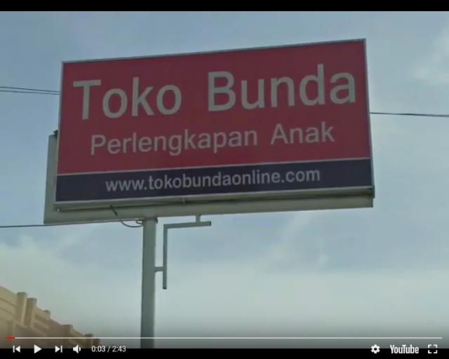 Youtube TokoBundaOnline